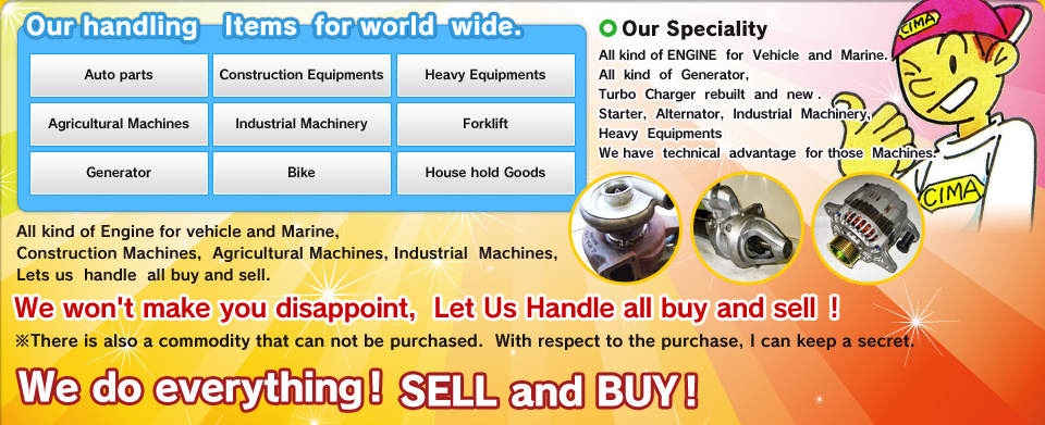 We won't make you disappoint, Let Us Handle all buy and sell!